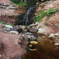Маленький водопад :: Nikolay Zinoviev