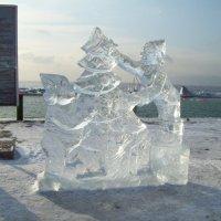 """Фестиваль ледовой скульптуры """"Хрустальная нерпа"""" :: alemigun"""