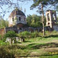 Заброшенный Никольский храм :: Виктор Мухин