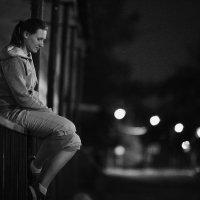 Ночью в городе :: Артем Важинский