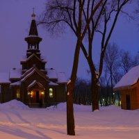 С праздником Рождества! :: Александр Алексеев