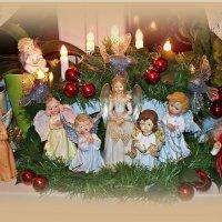 Всех с Рождеством!!!! :: Валерия Комова