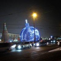Москва новогодняя :: Ирина Князева