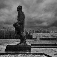 Хатынь,памятник И.Каминскому :: Paparazzi