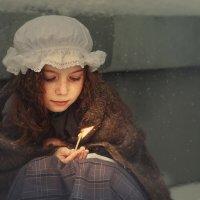 Девочка со спичками :: Кристина Мащенко