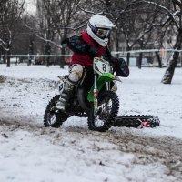 Motocross :: Валерия Потапенкова