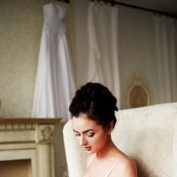 утро невесты :: Andrey Stanislavovich