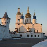Утро Тобольск :: Алексей Дворцов