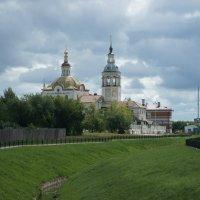 Храм Михаила Архангела  Тобольск :: Алексей Дворцов
