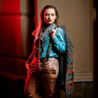 Портрет :: Полина Филиппова