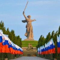 Мамаев курган :: Дмитрий Денисов
