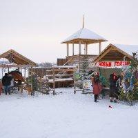 Последние приготовления к празднику :: Валерий Шибаев