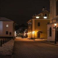 Зима в Минске :: Михаил Онипенко