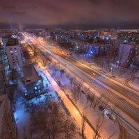 Город Строителей :: Антон Сологубов