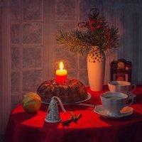 Рождественский вечер :: Ирина Приходько
