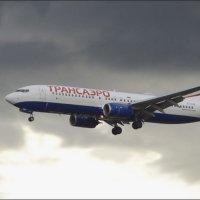 Новая ливрея Трансаэро на одном самолёте. :: Alexey YakovLev