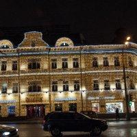 Вечерняя Москва :: marmorozov Морозова