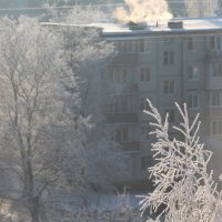 Чувствуется....Зима![2] :: Валерия Лидерман