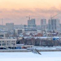 Вид на город :: Михаил Кузнецов