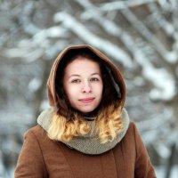 Зимний портрет... :: донченко александр