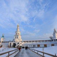 Монастырь Новый Иерусалим :: Анастасия Ушакова