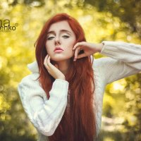 В лесу :: Яна Харченко