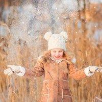 снег :: Марина Зотова