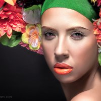 Королева цветов beauty :: Денис Сирик