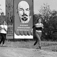 Куда бежим, товарищи ? :: Валентин Кузьмин