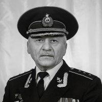 "Морской ""волк"" чб :: Oleg Akulinushkin"