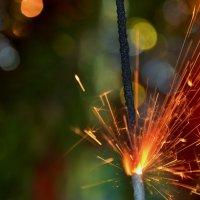 Огни праздника :: Елена