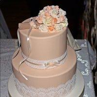 Свадебный торт :: Татьяна Пальчикова