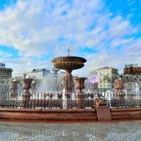 Площадь Ленина :: Наталья Сергеевна