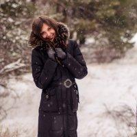 Снег и настроение :: Дмитрий Макаричев
