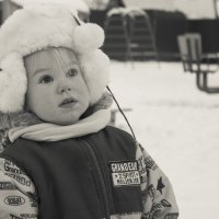 Зимний портрет :: Юля Колосова