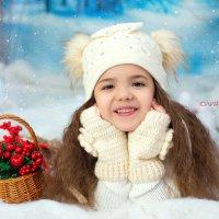 Зимний лес :: Juli Chaynikova