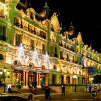 Готель Париж, Монтекарло :: Witalij Loewin
