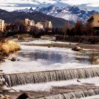 Набережная реки Терек :: Veyla Vulpes