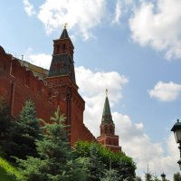 Москва кремль :: Олег Сливанков