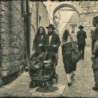 На улицах Иерусалима :: Татьяна Смирнова
