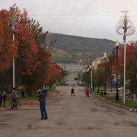 Осень в городе. Магадан. :: Koch