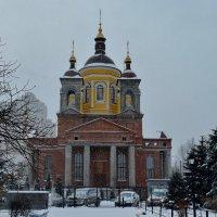 Строится храм... :: Валентина Данилова