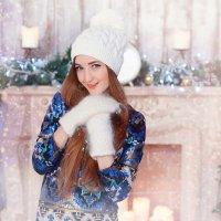 Новогоднее волшебство :: Гульназ Хаматова
