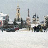 Рождественские картинки :: Moscow.Salnikov Сальников Сергей Георгиевич
