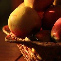 Яблочки :: Ирина Сивовол