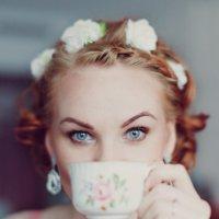 Blue eyes :: Эмма Меньшикова