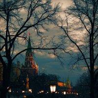 Утро красит нежным светом... :: Alent Vink