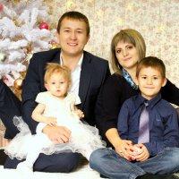счастливая семья :: Кристина