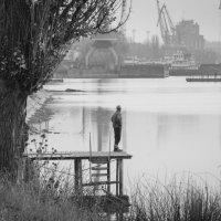 Капитанский мостик ... :: Алексей Салло