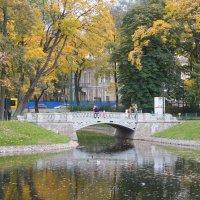 прогулка по Санкт-Петербургу :: Вера